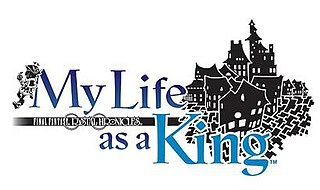 <i>Final Fantasy Crystal Chronicles: My Life as a King</i> video game