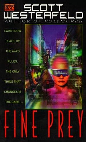 Fine Prey - Image: Fine Prey (novel) cover