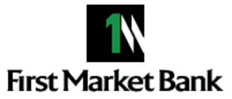 First Market Bank - Logo of First Market Bank