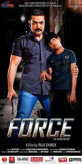 <i>Force</i> (2014 film) 2014 Indian film directed by Raja Chanda