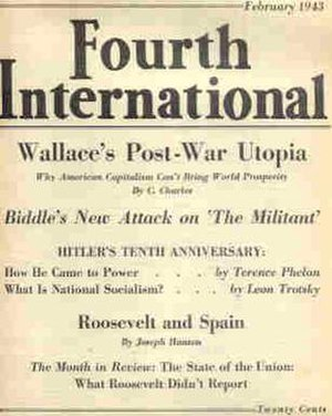 Fourth International - The Fourth International magazine