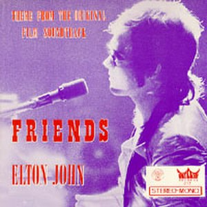 Friends (Elton John song) - Image: Friends Elton John