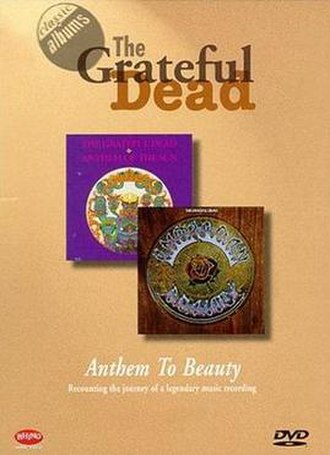 Anthem to Beauty - Anthem to Beauty DVD cover