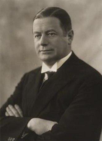 Goronwy Owen (politician) - Image: Goronwy Owen