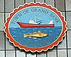Official seal of Grand Bank