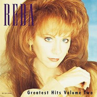 Greatest Hits Volume Two (Reba McEntire album) - Image: Greatest Hits Vol 2