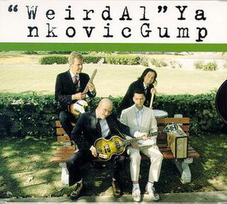 Gump (song) - Image: Gumpromo CD