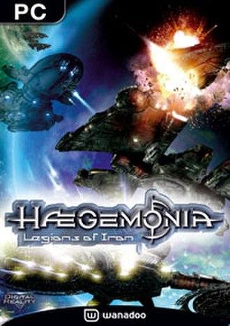 Haegemonia: Legions of Iron - Image: Haegemonia Legions of Iron