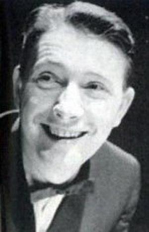 Harry Robertson (musician) - Harry Robertson c.1959