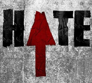 Hate (EP) - Image: Hate EP HH