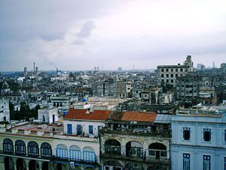 Water privatization - The government of Cuba entrusted the water supply of Havana to a private company in order to improve service quality, showing the diversity of motives behind water privatization.
