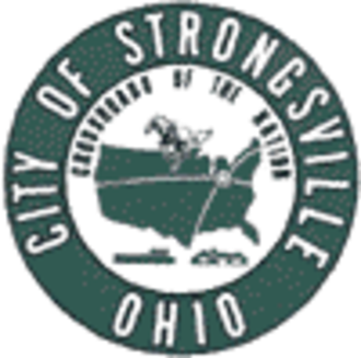 Strongsville, Ohio - Image: Header City Seal
