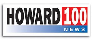 Howard 100 News - Image: Howard 100newslogo cropped 93617