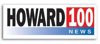Howard 100 News - Image: Howard 100newslogo cropped 93617