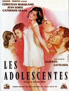 <i>Sweet Deceptions</i> 1960 Italian drama film directed by Alberto Lattuada