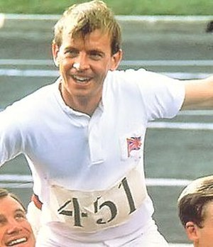 Ian Charleson - Charleson as Eric Liddell in Chariots of Fire