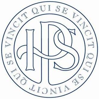 Ibstock Place School - Image: Ibstock Place School (logo)