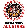 Badge of Indigenous All Stars team