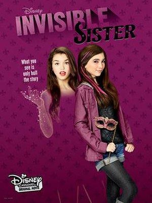 Invisible Sister - Promotional poster