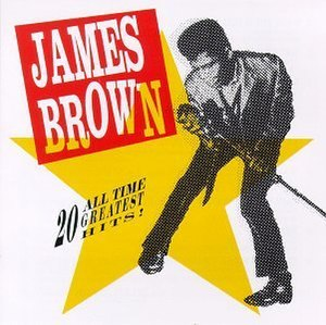 20 All-Time Greatest Hits! - Image: James Brown Greatest Hits