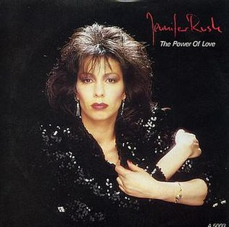 The Power of Love (Jennifer Rush song) - Image: Jennifer rush the power of love