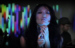 Jihae (rock musician) - Image: Jihae Live DC