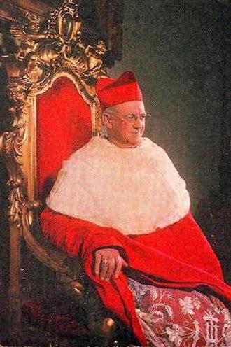 John Heenan (cardinal) - Cardinal John Heenan