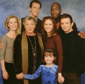 Judging Amy - The cast