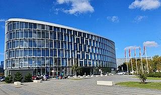 Nasdaq Vilnius Lithuanian stock market index