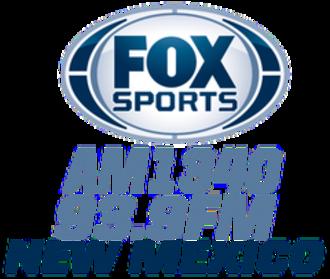 KCQL - Image: KCQL Fox Sports 1340 93.9 logo