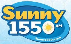 KKOV - Image: KKOV Sunny 1550 logo