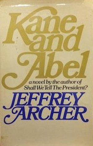 Kane and Abel (novel) - First edition