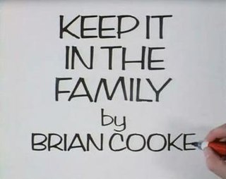<i>Keep It in the Family</i> (1980 TV series)