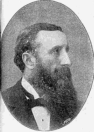 J. E. Kenny - Dr Joseph Kenny around 1895