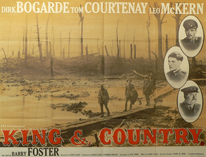 King and Country - Theatrical release poster