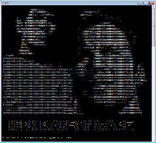 Kirk Ransomware Ransomware malware, discovered in 2017
