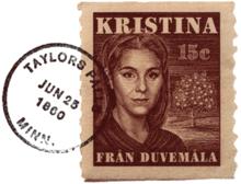 Kristina Från Duvemåla Logo.png