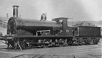 LB&SCR C1 class - C1 class No.422 c. 1890