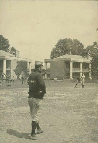 State Field - Image: LSU Baseball 1900