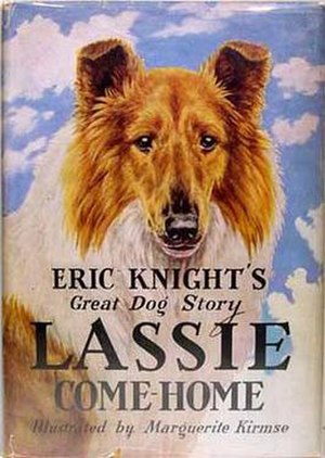Lassie Come-Home - First edition