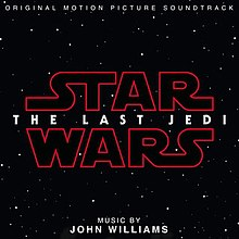 Star Wars The Last Jedi Soundtrack Wikipedia