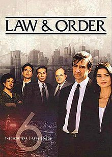 Law & Order (season 6) - Wikipedia