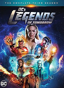 Legends Of Tomorrow Season 3 Wikipedia