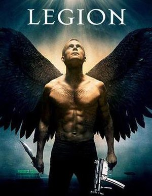 Legion (2010 film) - Theatrical release poster