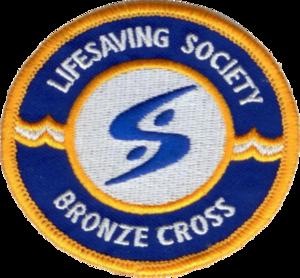 Bronze Cross (Canada) - Bronze Cross Logo