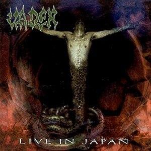 Live in Japan (Vader album) - Image: Live in japan vader