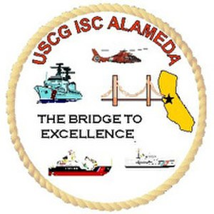 Integrated Support Command Alameda - ISC Alameda logo