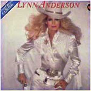 Even Cowgirls Get the Blues (Lynn Anderson album) - Image: Lynn Anderson Glamour Girl