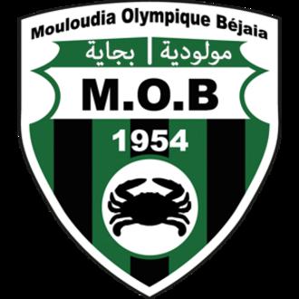 MO Béjaïa - Image: MO Béjaïa (logo)