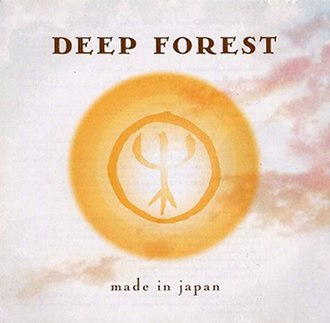 Made in Japan (Deep Forest album) - Image: Made in japan album cover